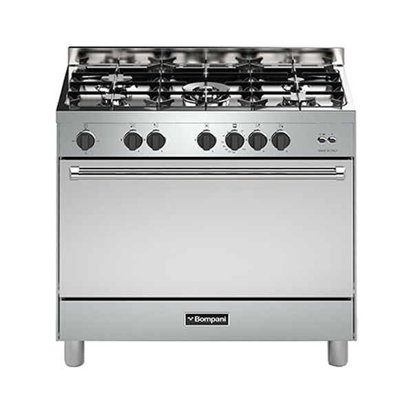 Cucina gas bompani bo683dc n forno elettrico multifunzione uniprice - Bompani cucine a gas ...