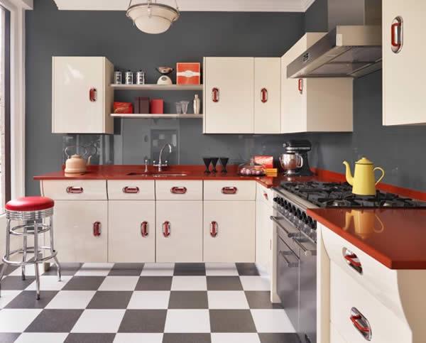 Design in Cucina Cucina Anni 50