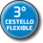 Lavastoviglie Beko Incasso DIN28432 60 cm - Terzo Cestello Flexible