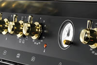 Cucina Gas Lofra Maxima 60 Inox M65MF Forno Multifunzione Accensione Integrata alla Manopola