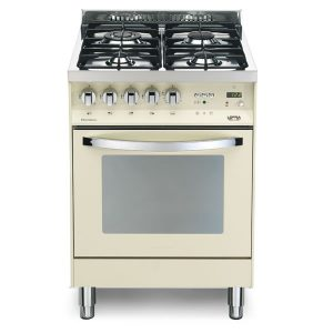 Cucina Lofra Avorio PBI66MFT/C Forno Multifunzione Piano 4 Fuochi