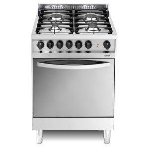 Cucina Gas Lofra Maxima 60 Inox X66MF Forno Multifunzione