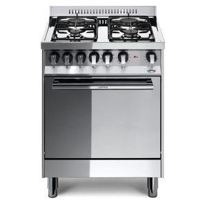 Cucina Lofra Maxima 60 M65MF Forno Multifunzione Piano 4 Fuochi