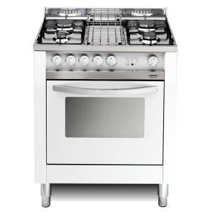 Cucina Lofra Maxima 70 Inox MB75GV Forno Gas