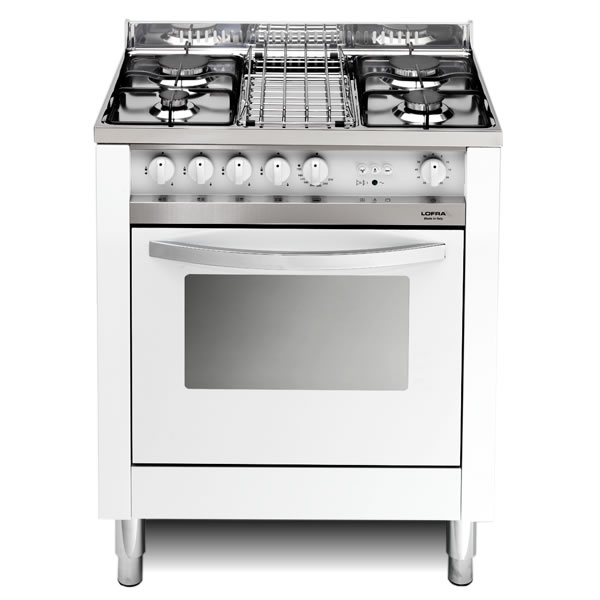 Una Cucina per il Cucinino Cucina Lofra MB75GV