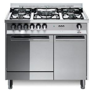 Cucina Lofra Maxima 80 Inox M85EC Forno Elettrico Statico