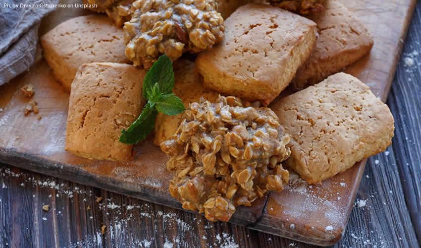 Cucinare con il Forno Biscotti