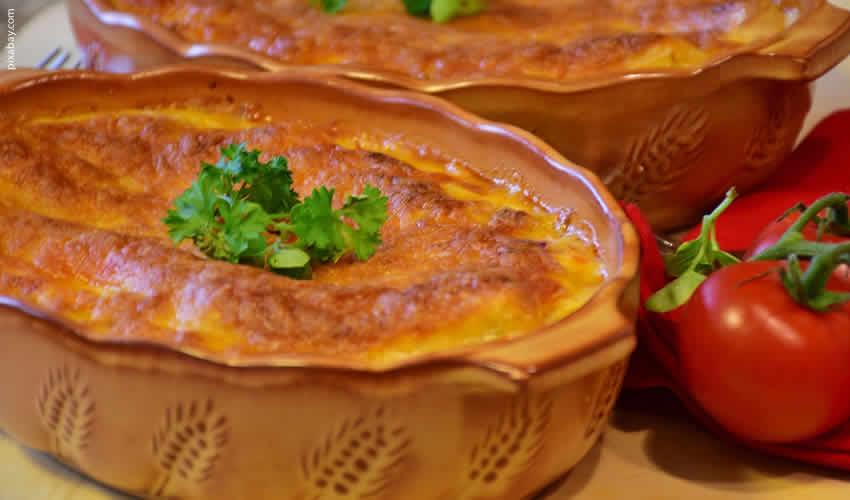 Cucinare con il Forno Lasagne