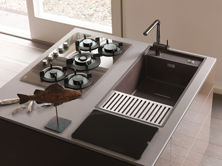UniPrice Design in Cucina Franke Maris By Dror