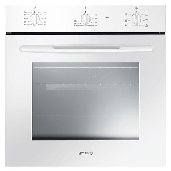 Forno Multifunzione Ventilato Smeg SF561B 60 cm Bianco