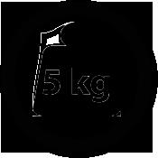 Lavatrici Sangiorgio - Capacità di Carico 5 Kg