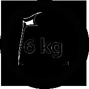 Lavatrici Sangiorgio - Capacità di Carico 6 Kg