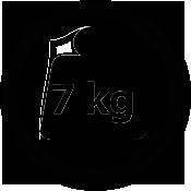 Lavatrici Sangiorgio - Capacità di Carico 7 Kg