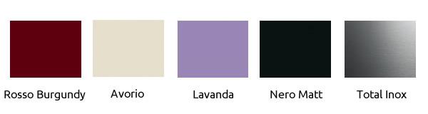 Scopri Cucine Lofra Dolcevita Palette Colori