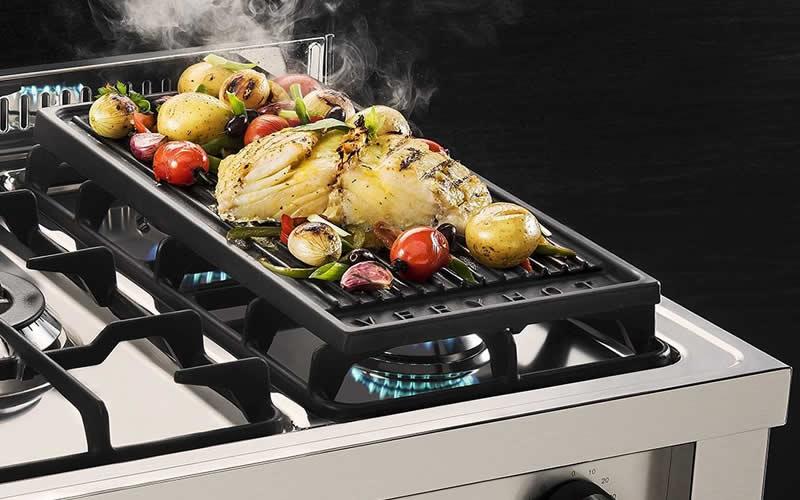 Scopri Cucine Lofra Piastra BBQ