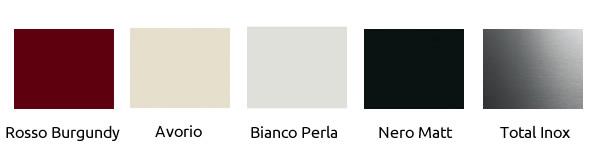 Scopri Cucine Lofra Rainbow Palette Colori