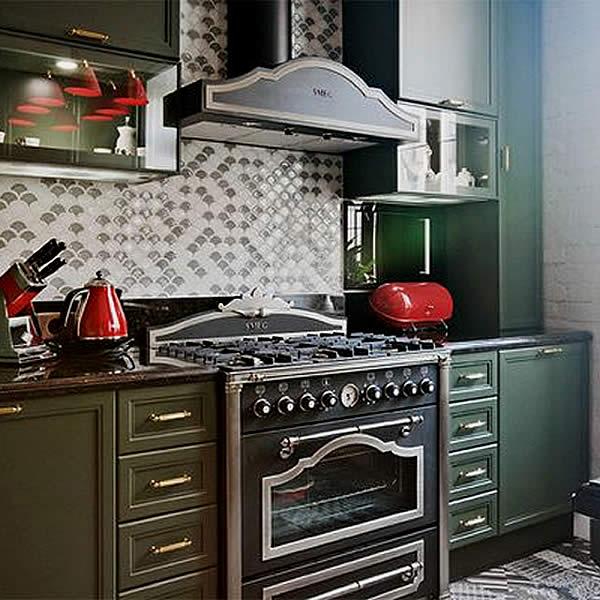 Smeg Cucine Componibili.Scopri Cucine Smeg Uniprice Elettrodomestici