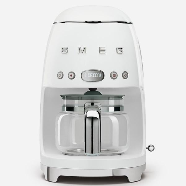 Scopri Piccoli Elettrodomestici Smeg Macchina Caffè Filtro