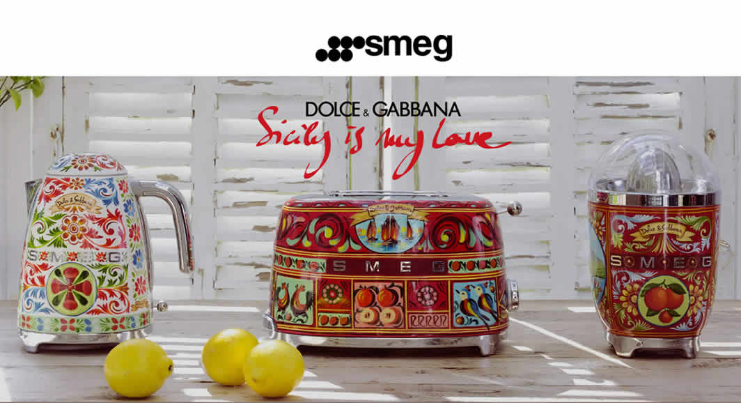Scopri Piccoli Elettrodomestici Sicily is My Love