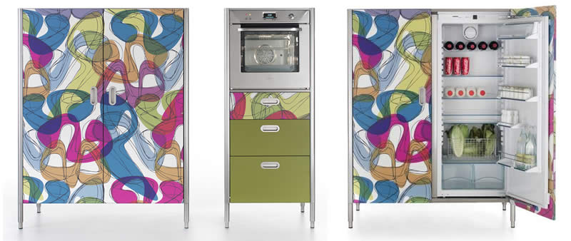 Design in Cucina Alpes Inox - UniPrice Elettrodomestici