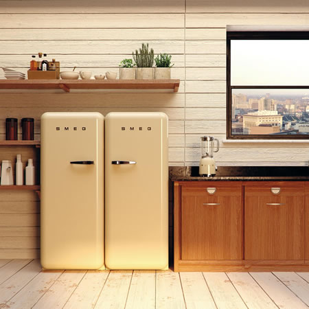Idee Regalo Nuovi Elettrodomestici Per La Casa - Congelatori Smeg