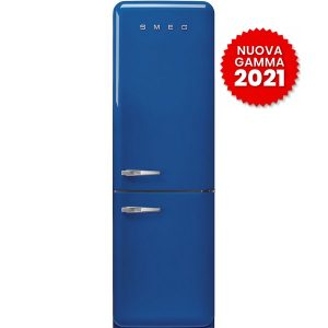 frigorifero smeg FAB32RBE5 blu 2021