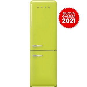 frigorifero smeg FAB32RLI5 verde lime