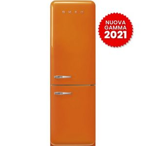 frigorifero smeg FAB32ROR5 Arancione 2021