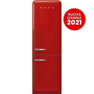 frigorifero smeg FAB32RRD5 rosso