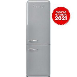 frigorifero smeg FAB32RSV5 grigio metallizzato 2021