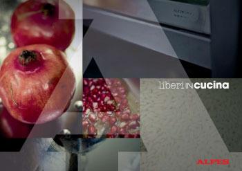 Piano cottura gas alpes inox f559 4g 60 cm uniprice elettrodomestici - Liberi in cucina ...