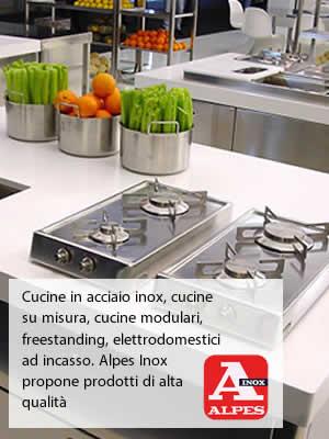 Alpes Inox Slide UniPrice Elettrodomestici