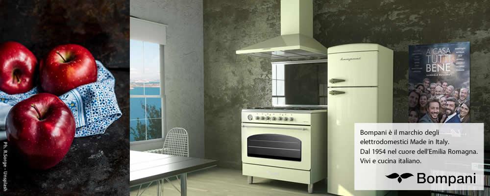 Cucine Bompani UniPrice Elettrodomestici Slide