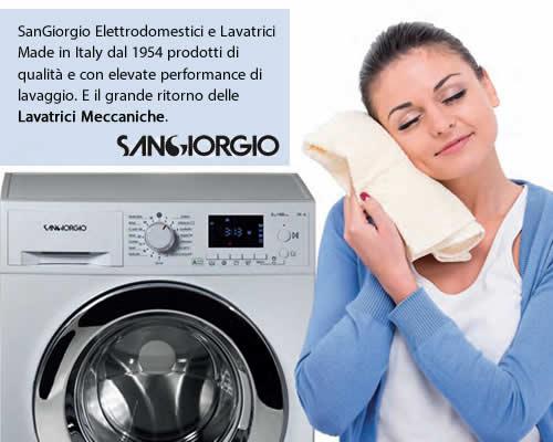 Lavatrici Sangirgio UniPrice Elettrodomestici Slide