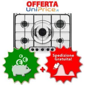 Offerta della Settimana Piano Cottura Gas 5 Fuochi Electrolux PX750V