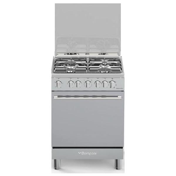 Cucina gas forno elettrico bompani bo643ma n coperchio in vetro up - Bompani cucine a gas ...