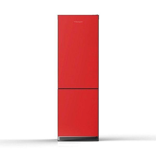 Bompani Frigorifero Combinato BOK32NF-R Cristallo Rosso