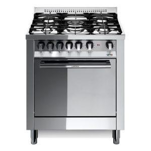 Cucina Gas 70 cm Forno Elettrico Lofra M76MF-C Inox
