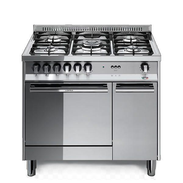 Cucina Gas Lofra Forno Elettrico MT96MF-C