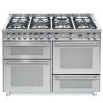 Cucina Triplo Forno Elettrico Lofra P126SMFE+MF/2CI
