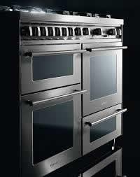Cucina Triplo Forno Lofra PG126SMFE+MF/2Ci