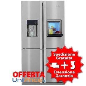 Offerta Frigorifero Americano Beko GNE134631X