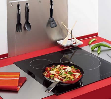 Come pulire il piano cottura a induzione consigli uniprice elettrodomestici - Cucinare con induzione ...