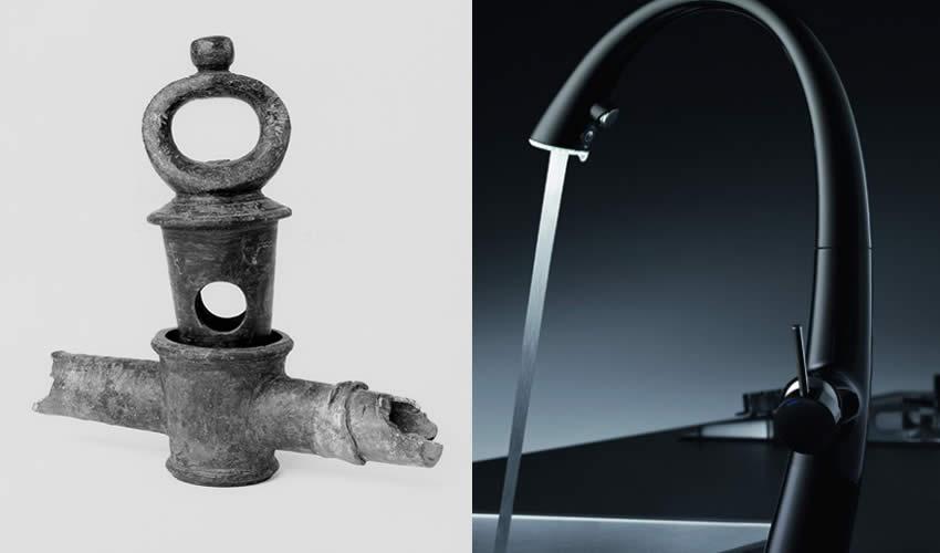 Come Calcolare La Pressione Dell Acqua Del Rubinetto.Il Rubinetto Storia Ed Evoluzione Uniprice Elettrodomestici