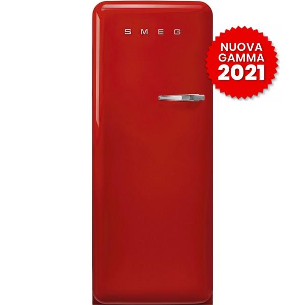 frigorifero monoporta anni50 smeg FAB28LRD5 rosso 2021