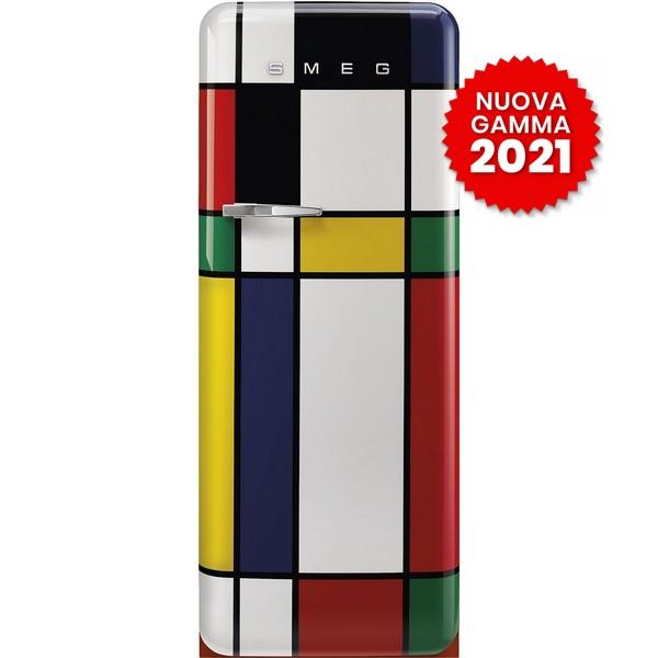 Frigorifero Monoporta Anni 50 Smeg FAB28RDMC5 Multicolor 2021