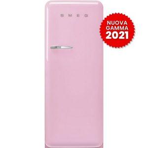 frigorifero monoporta anni-50 smeg FAB28RPK5 rosa 2021