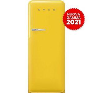frigorifero monoporta anni-50-smeg FAB28RYW5 giallo 2021
