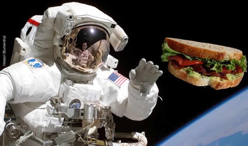Cucinare e mangiare a gravit zero uniprice elettrodomestici for Cucinare 2018