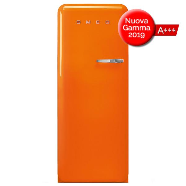 Frigorifero Smeg FAB28 Arancione Monoporta Anni 50 - UniPrice